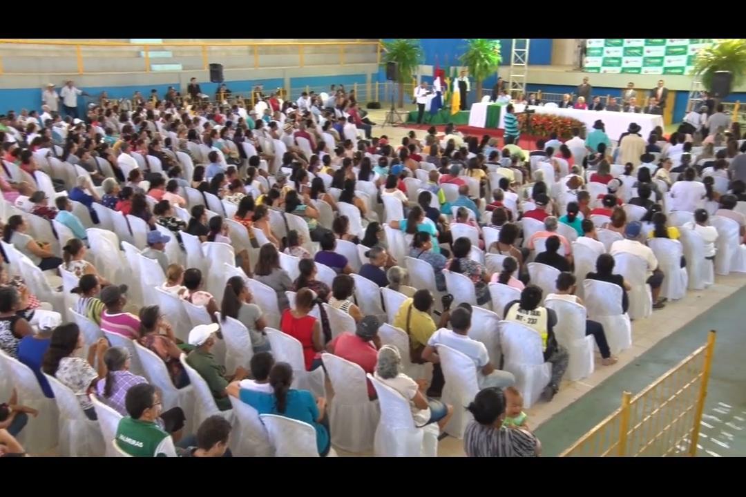 Moradia Legal entrega 1300 registros de imóveis em Palmeira do Índios